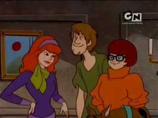 Scooby Doo Cartoon lesbijskie porno
